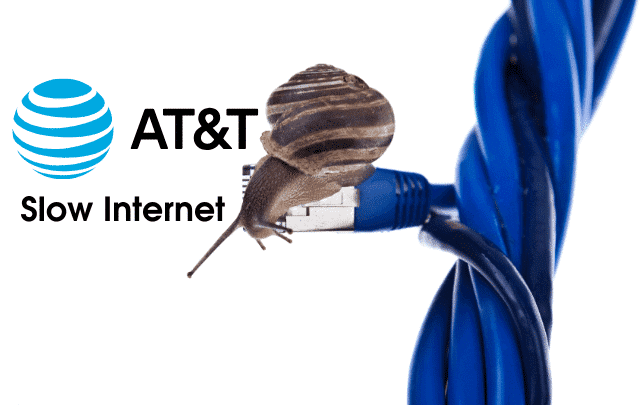 Why AT&T Internet is So Slow & How to Make it Fast