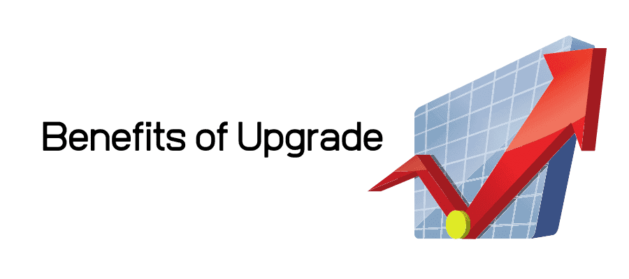 upgrade benefits