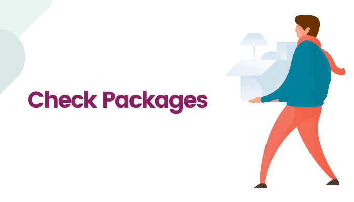 check packages