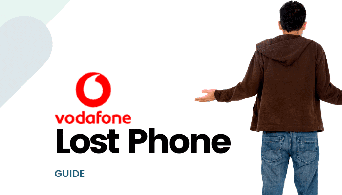Vodafone Lost Phone Guide