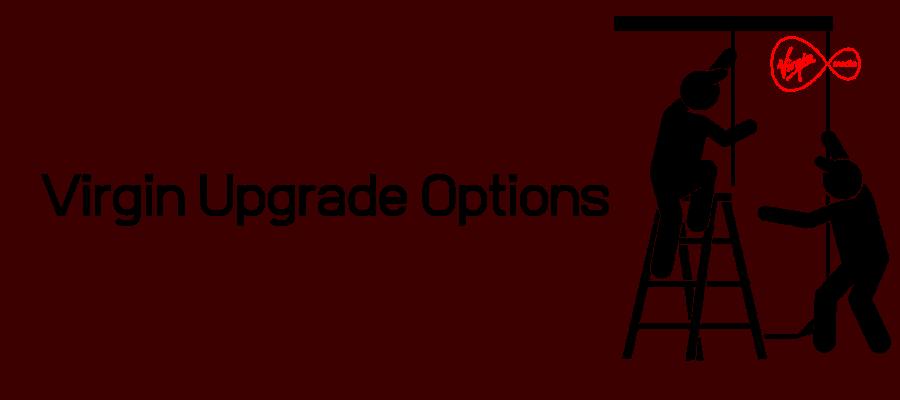 virgin mobile upgrade options