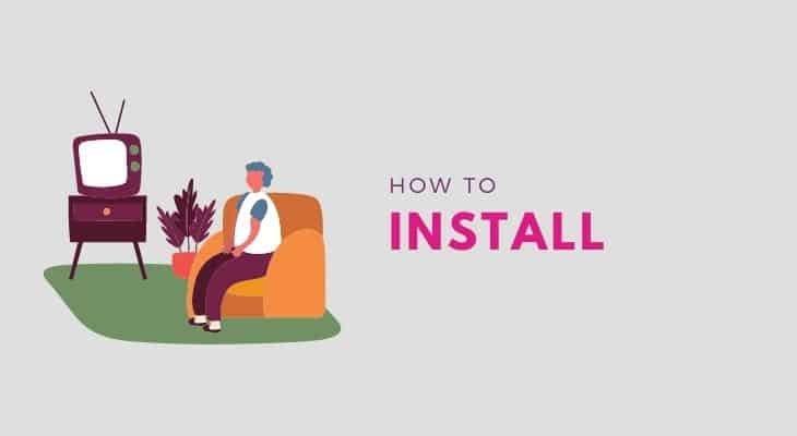 how to install sky q mini box