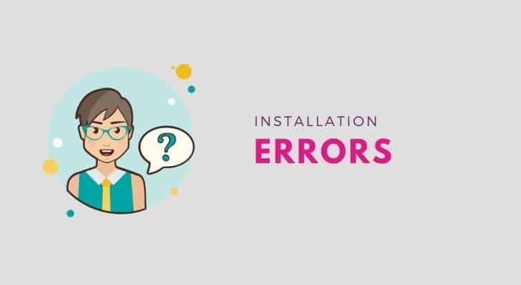 sky q mini box installation errors