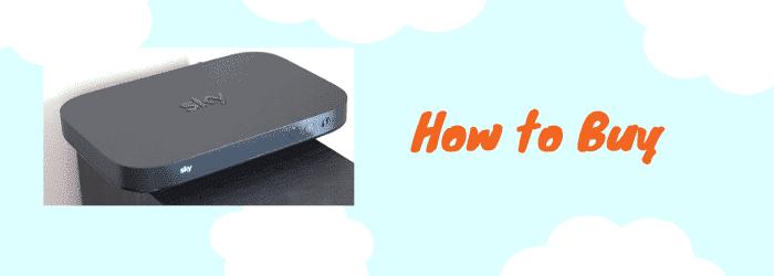 steps to buy additional sky q mini box