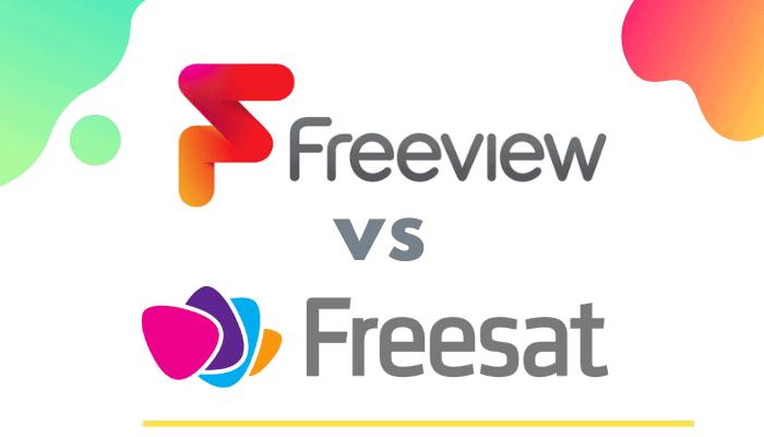 freeview vs freesat