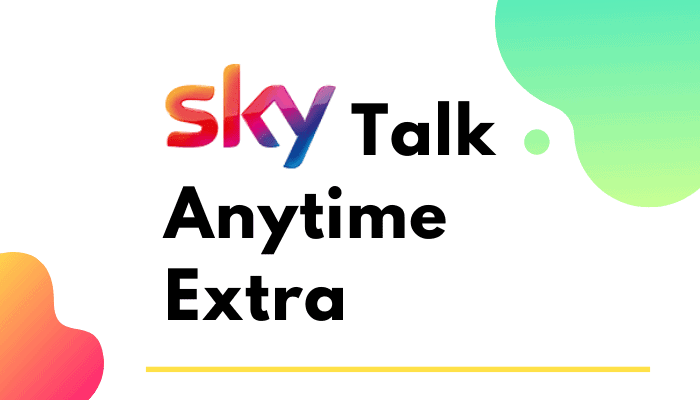 Sky Talk Anytime Extra : The Complete Guide