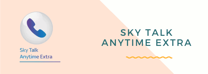 what is sky talk anytime extra