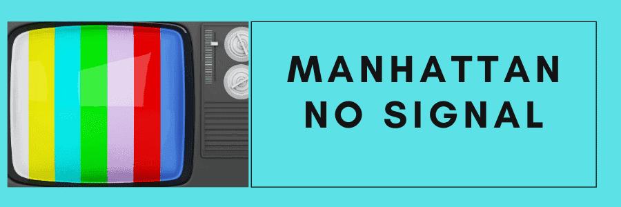manhattan freesat box no signal