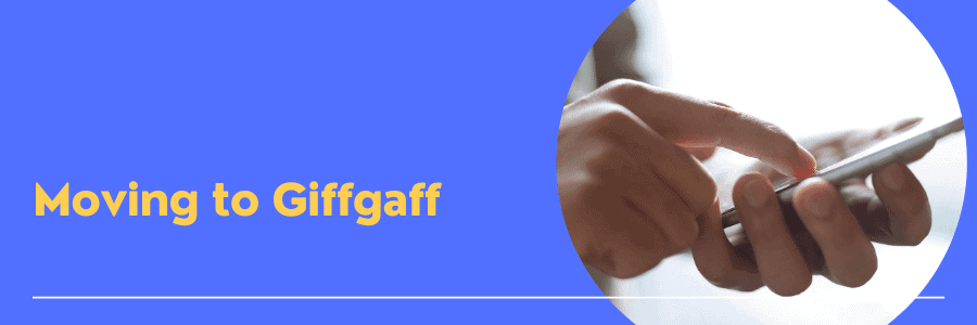 move number to giffgaff