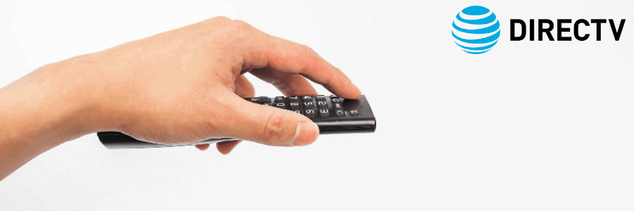 remote types directv