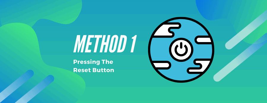 method no 1