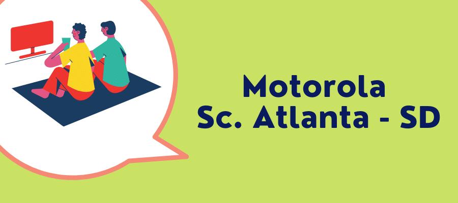 motorola scientific atlantic sd