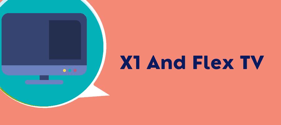 x1 ad flex tv pair