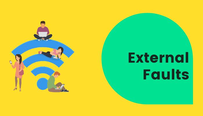 plusnet external faults
