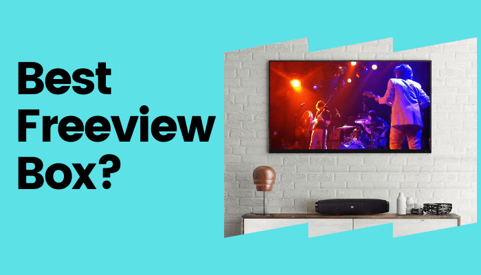 Which Is the Best Freeview Box to Buy