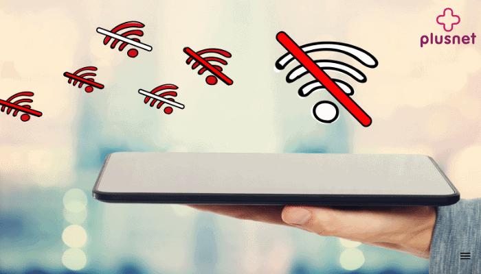reasons plusnet wifi not working