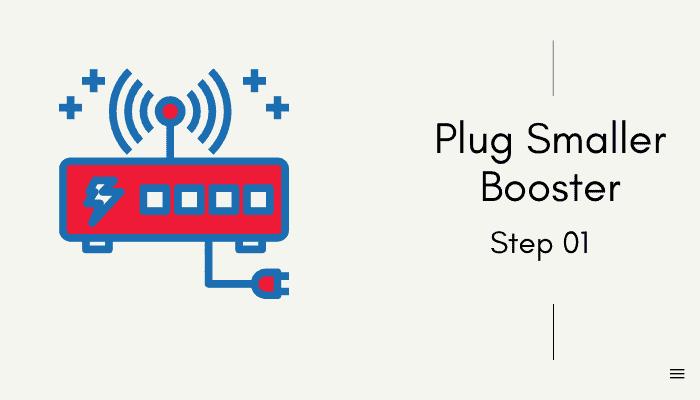 plug small booster