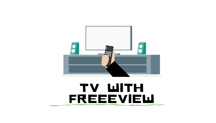 freeview with tv