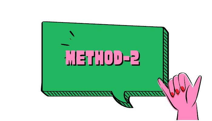 xfinity method 2