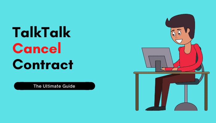 talktalk cancel contract
