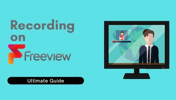 Recording on Freeview – The The Fool Proof Guide