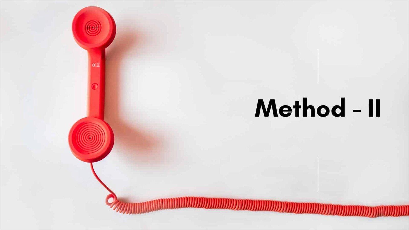 phone line check II