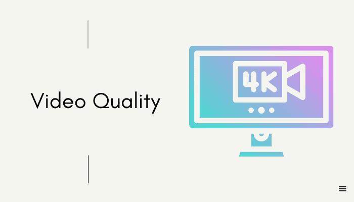 video quality netflix