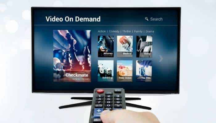 can you record freeview on a smart tv