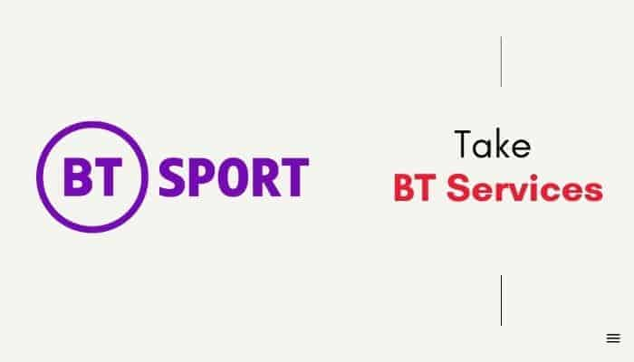 using bt services