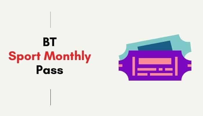 bt monthly pass