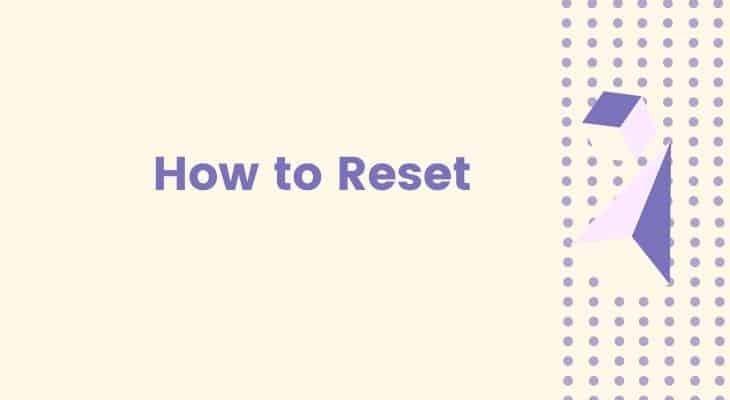 how to reset now tv password