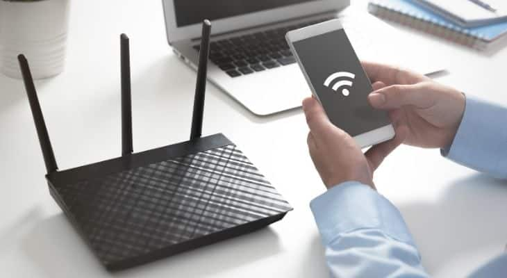 best place to put router in 1 story house