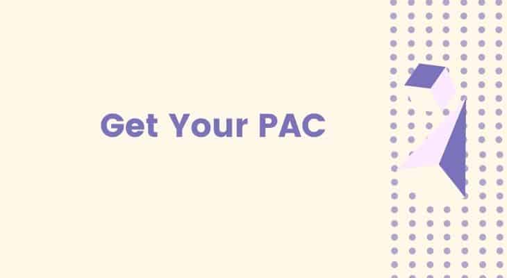 get your pac