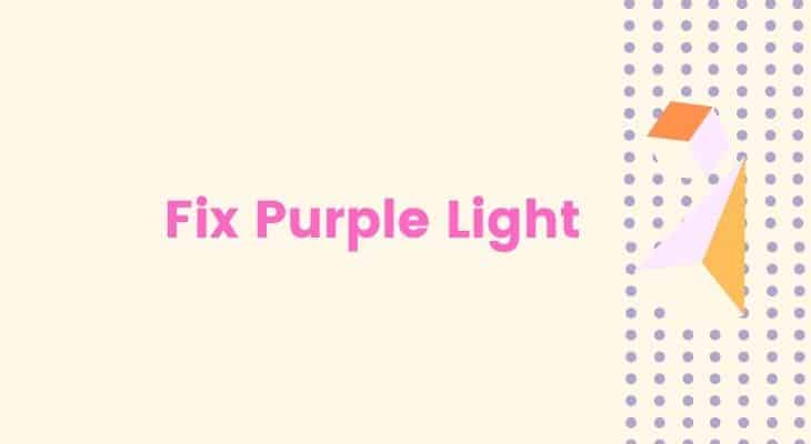 bt hub flashing pink light