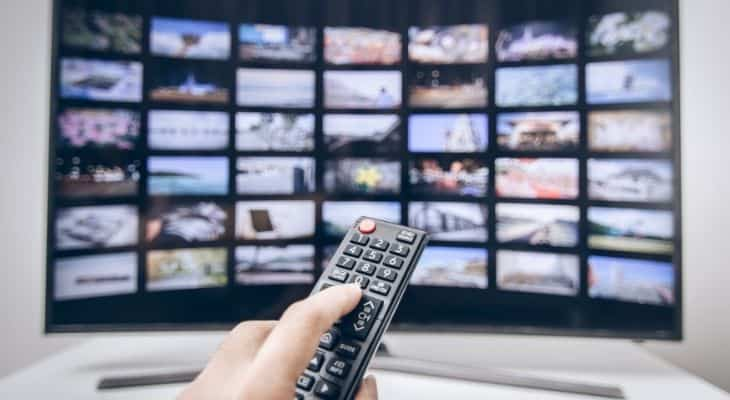can you record programmes on a smart tv