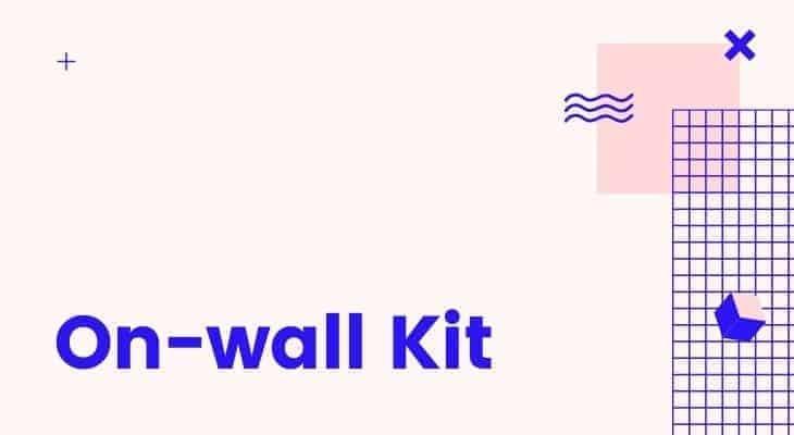use a wall kit