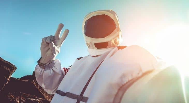 communication astronauts