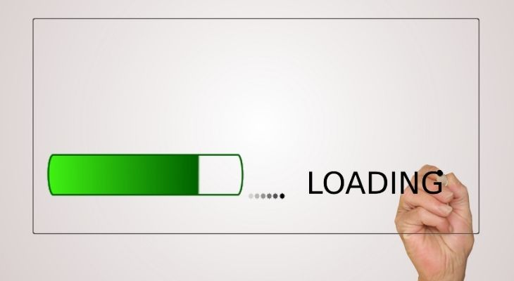 on demand not loading