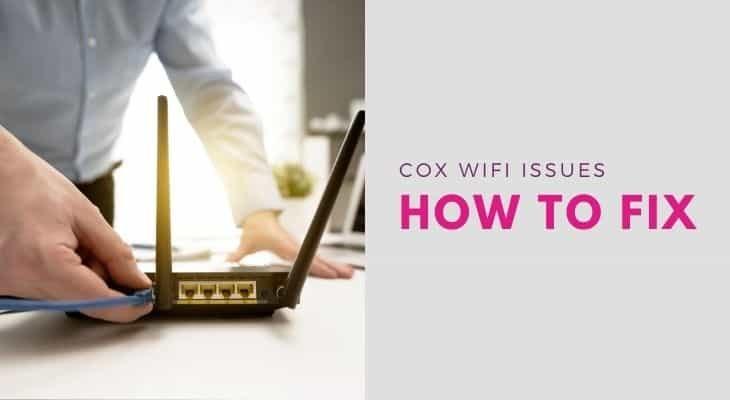 fix cox panoramic wifi not working