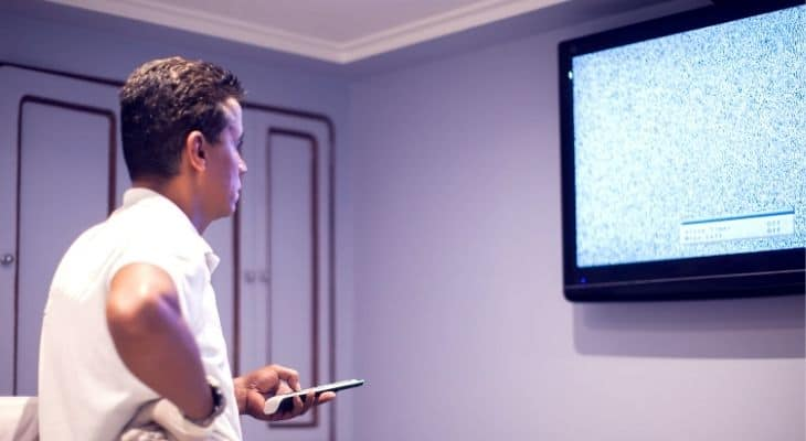how to fix tv no signal
