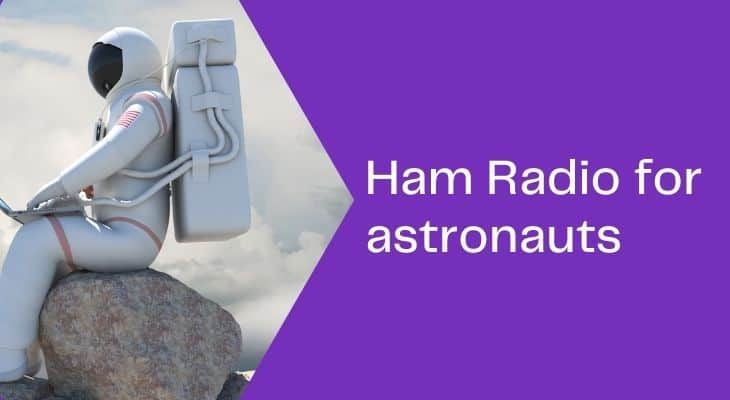 Ham Radio – An Isolated Companion for Astronauts Living in Space