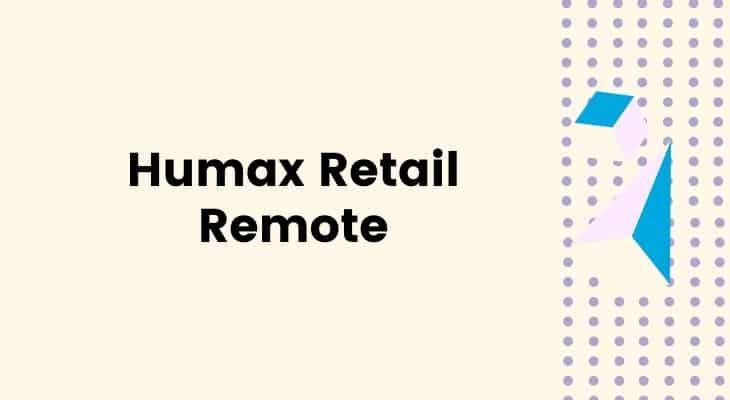 reset humax youview remote