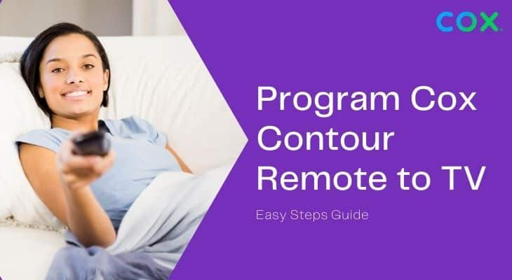 How to Program Cox Contour Remote to TV in Easy Steps