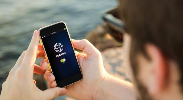 data roaming on or off