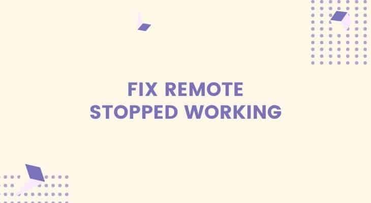 fix directv stopped