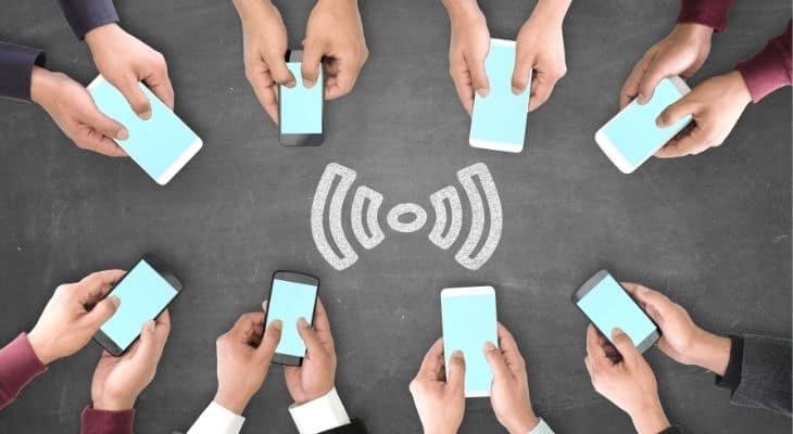 straight talk phone into a wifi hotspot