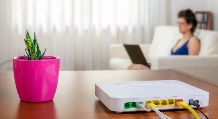 best location for wireless router upstairs or downstairs