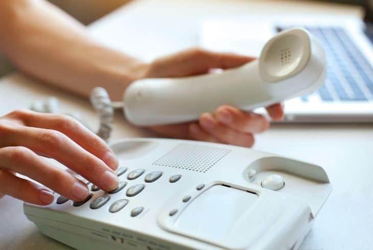 block unwanted calls on spectrum landline