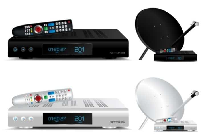 advantages of buying own dish network receiver