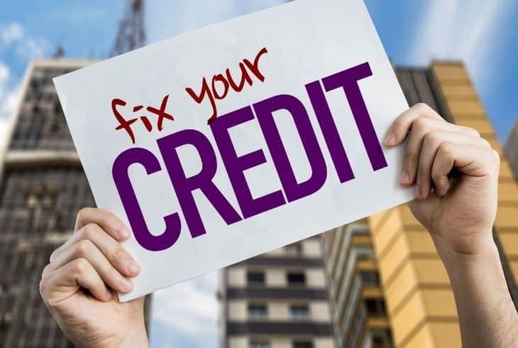 improve credit score at&t